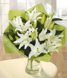 Lily Hand-tied - any colour